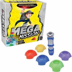 Juego Mega Mission Conecta Las Bases Con Posta Mundo Manias