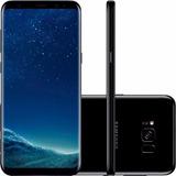 Samsung Galaxy S8 Plus Android 7 4g Wifi 6,2 Gold,preto Novo
