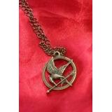 Collar Sinsajo Inspirado Juegos Del Hambre / Hunger Games