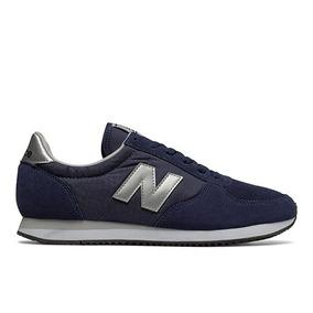 Tênis Casual New Balance 220 Masculino Azul