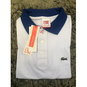 27b3adb1e29 Camisa Polo Lacostes Masculina Manga Curta Masculino - Camisas ...