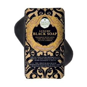 Sabonete Em Barra Nesti Dante Luxury Black Soap