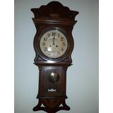Reloj De Pared Antiguo Juan Bta Carbonell 1910