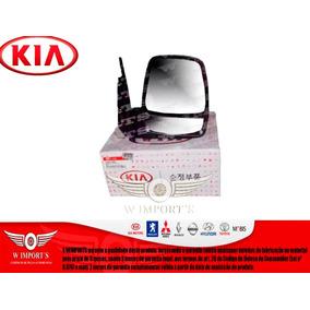 Retrovisor Direito Kia Bongo K2500 K2700 Original