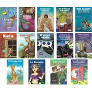 6 Cuentos Infantiles Paquete Clásicos Niños Ilustrados