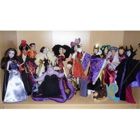 Procuro!! Bonecas Disney Vilãs Ursula. Malevola Jafar Gaston