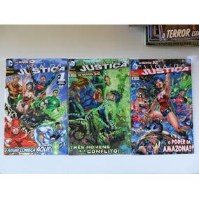 Os Novos 52! Liga Da Justiça! Vários! R$ 10,00 Cada!