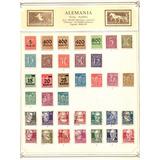 206 Estampillas De Alemania 1900 - 1960