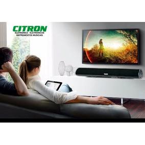 Caixa De Som Soundbar Bluetooth Multimídia Tv Smart Ou Comum