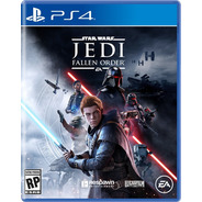 Star Wars Jedi Fallen Order Standard Ps4 Ya