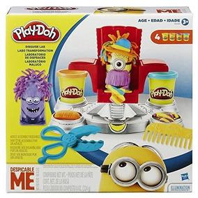 Massinha Play-doh - Minions Laboratório Maluco