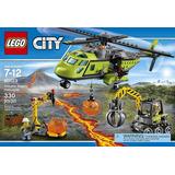 Lego City 60123 Helicóptero De Suministros 330 Pzs