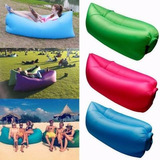 Puff Inflable , Colchon , Cama, Asiento , Sofa