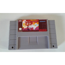 Zero The Kamikaze Squirrel Raro Snes