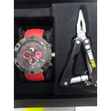 Reloj Tswatch By Technosport Con Multifunsion Pequeña
