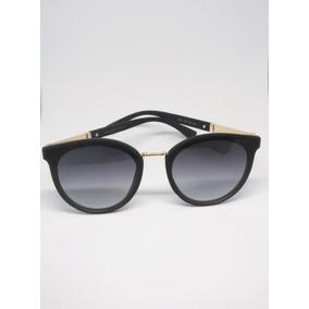 57b0c0520b0b4 Óculos De Sol Feminino Grande Preto Barato Lente Grande