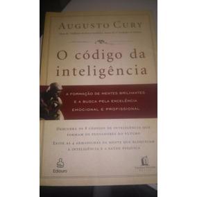 Livro O Código Da Inteligencia Augusto Cury