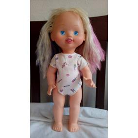 Antiga Boneca Ana Maria Da Estrela Anos 80