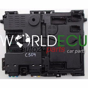 Modulo Bsi Peugeot 406 2.0 - S110960410 9640091380 B4 D9
