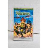 Shrek, Película Vhs, Caricatura Infantil