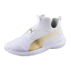 Zapatos Puma Fierce Originales Damas Nuevo Modelo Rebel Mid