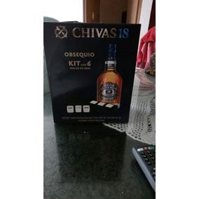 Whisky Chivas Regal 18 Años, Incluye Cubos De Acero Inox