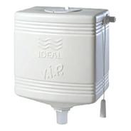 Deposito A Cadena Vip De Pvc Blanco Con Flexible Ideal