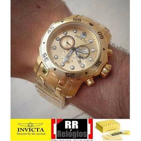861d4db29fc Relogio Automatico Masculino Flor3cente - Relógio Invicta Masculino ...