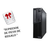 Computadora Lenovo Thinkcentre M73e Ci3 4gb 500gb Win 7 Pro