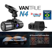 Camera Segurança Filmadora Veicular Vantrue N4 Tripla 70mai