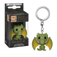 Funko Pocket Pop Keychain Llavero Rhaegal Game Of Thrones