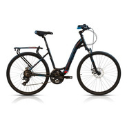 Bicicleta Vairo Metro Rc Urbana R 26 Aluminio Disco Shimano