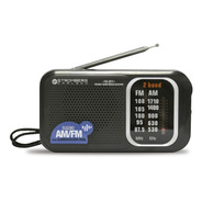 Radio Analogica Am Fm Portatil Stromberg