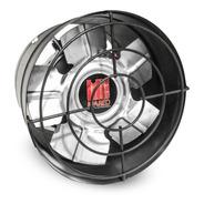 Exaustor 20cm Ou 200mm Alta Vazão Para Churrasqueiras E Coifas - Bivolt - Com Motor Blindado Alta Temperatura