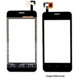 Mica Tactil Telefono Huawei Y320 Color Negro Tt