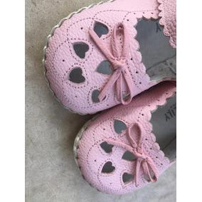 Zapatos Nenas Guillerminas Rosa Pink Importadas Jack&lily