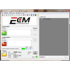 Ecm Titanium 1.61 + 26 Mil Drivers Nueva Version 1.73