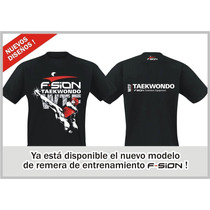 Taekwondo Remeras F-sion
