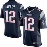 Camisa Nfl New England Patriots Edelman Brady Gronkowsky