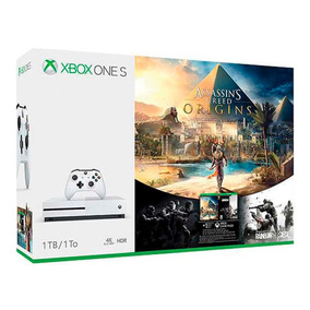 Consola Xbox One S 1 Tb Assassins Creed High Dynamic Range