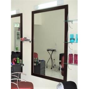 Espelho Tam 90x70cm Ou Sb Medidas P/ Salão - Peça Orçamento