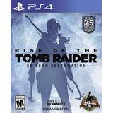 Tomb Raider Ps4 20 Aniversario Game Sport Chile