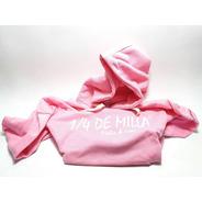 Sudadera Rosa 1/4 De Milla Patrocinadores Pink Admin Formula