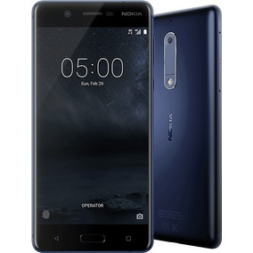 Smartphone Nokia 5 Dual Chip 16gb 13mp Original Tela 5.2