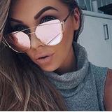 bd2e4744287cd Óculos Sol Feminino Escuros Olho De Gato Proteção Uv400 Gati