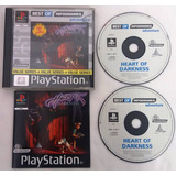 Heart Of Darkness Playstation One Ps1 Original Pal Europeu