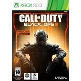 Call Of Duty Black Ops 1 Y 3 Xbox 360 Original