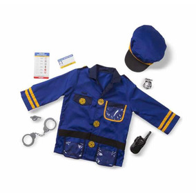 Police Officer Role Play Set - Disfraz De Policía