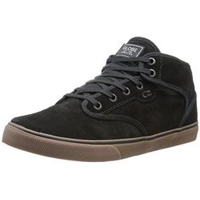 Globe Castro LYT Hombre US 9 Negro Deportivas Zapatos 0qMpS