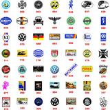 Adesivos Vintage Volks Fusca Carro Antigo Hoodride Rat Look